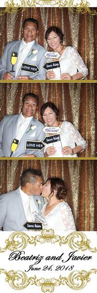 Beatriz & Javier Wedding