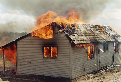 Castlewood Training Burn