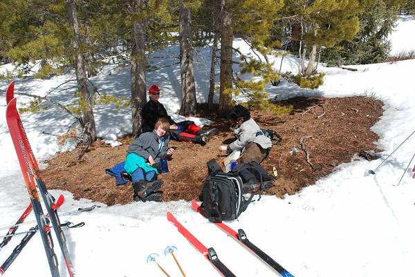 2009 State Forest Ski Trip