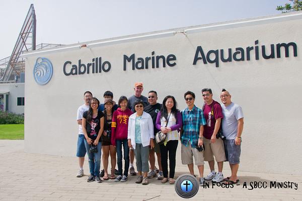 Cabrillo Aquarium [09-14-2013]