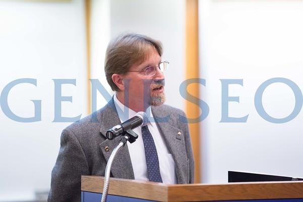 President's Sustainability Lecture - David Carpenter