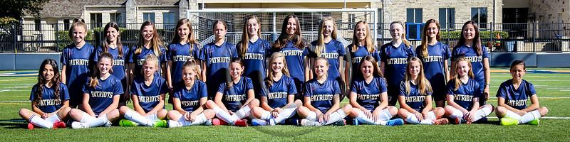 2019 Providence Girls Soccer