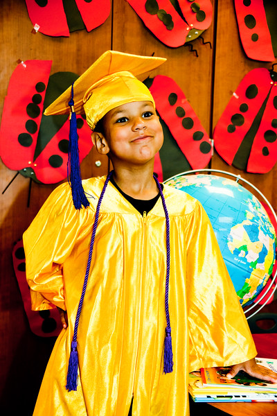 SCHOOL kindergarden dark skin boy cap n gown (2 of 3).jpg
