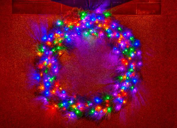 Belleville~Rocky Pond Christmas Lights 2011