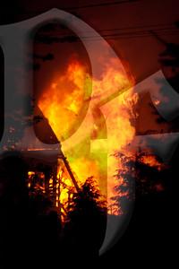 House Fire - Hamlin, NY 6/26/12