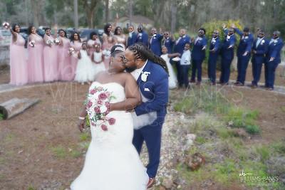 Antonio & Charika Wedding
