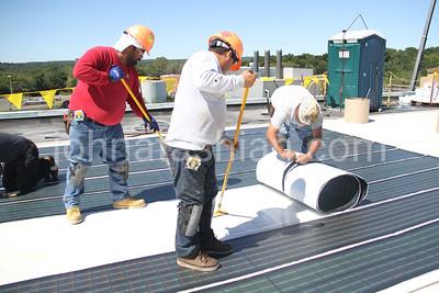 Firestone - Solar Panel Installation - August 29, 2012
