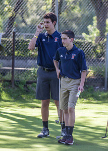 Stagg JV Golf