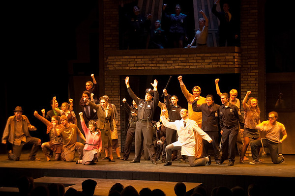 Urinetown the Musical - St. Olaf