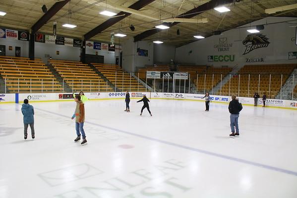 PE Ice Skating - KCHS - 3/4/16