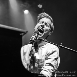 Andrew McMahon and the Wilderness at The House of Blues - MA