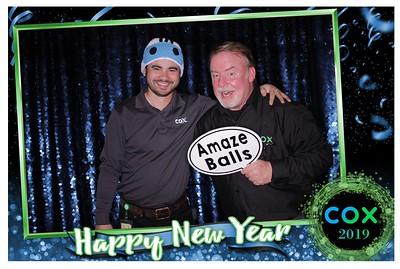 Happy New Year 2019 Cox