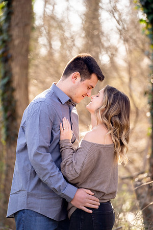 Jessica and Austin - Engagement Session