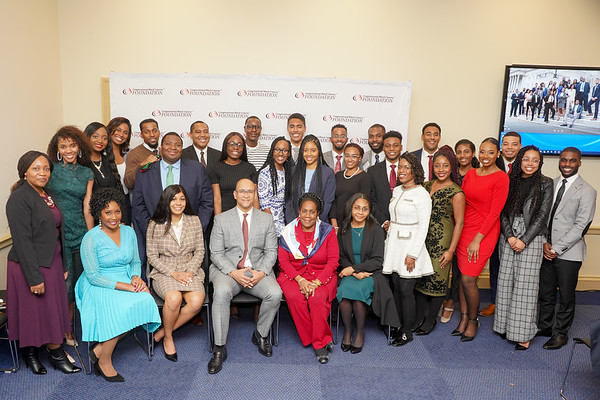 CBCF Fall Intern Closing Ceremony 2019