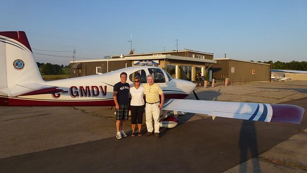 RV-10 Flight July 11, 2012