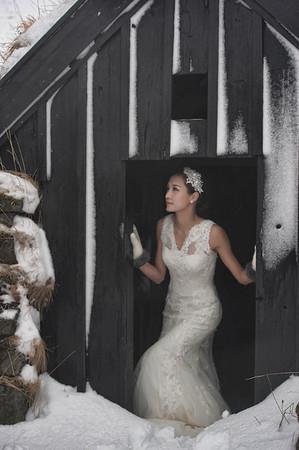 冰島海外婚紗 | Emma + Tsai