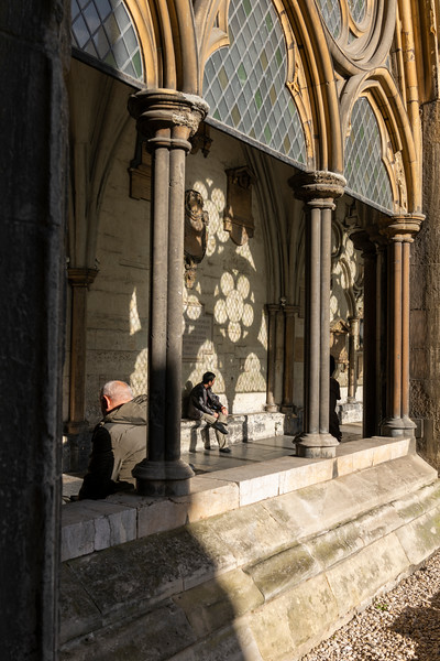 Siting in the Cloister at Westminster.jpg