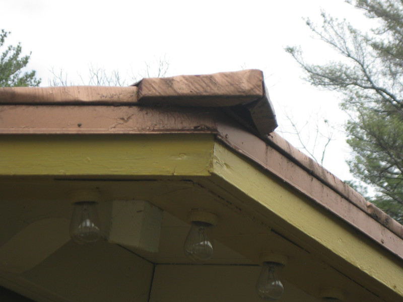 Carousel roof detail.
