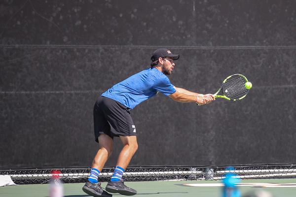 Cal Poly Men's Tennis vs. UCSB 04212018