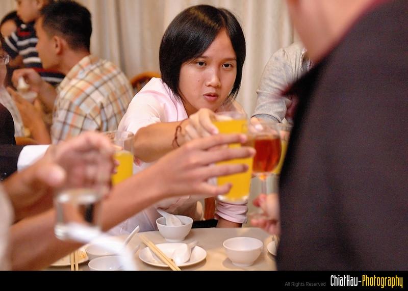 Okie... I will just use orange juice for yum seng.