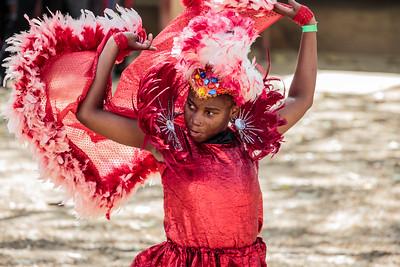 Trinidad-Carnival-Old Yard 2019