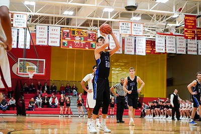 St. Charles North vs. Batavia Boys Basketball