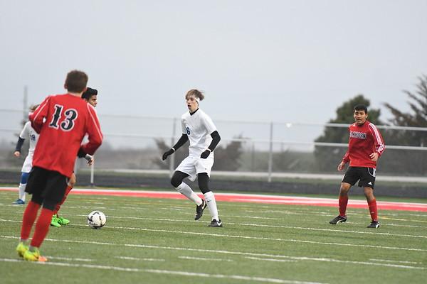 Varsity Boys Soccer vs Elkhorn