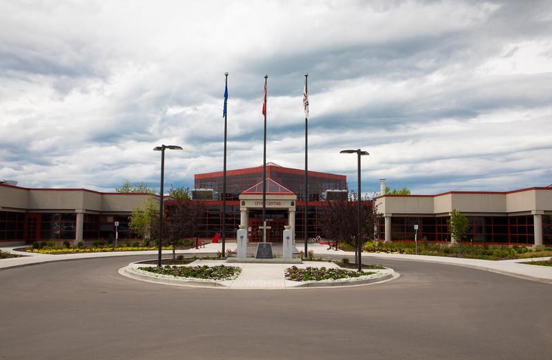 City of Leduc Civic Centre