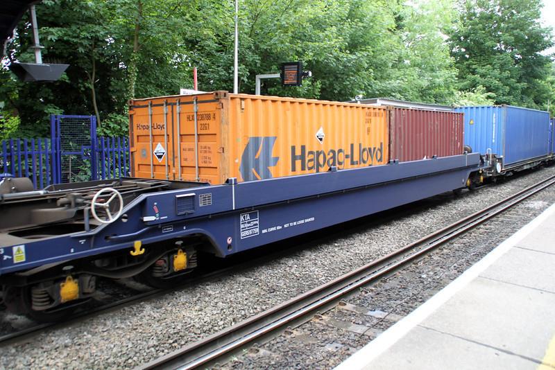 KTA 97759 on 4o51 Wentloog-Southampton at Reading West. 01/06/12