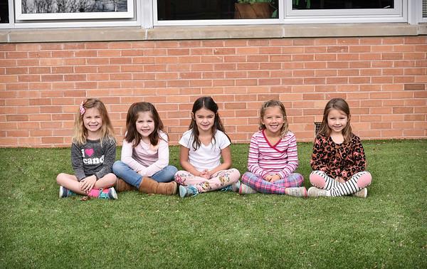 2015-2016 Kindergarten