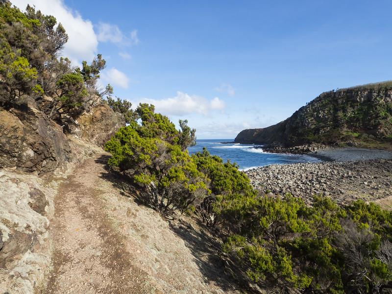 Baías da Agualva hike (http://trails.visitazores.com/en/trails-azores/terceira/baias-da-agualva)