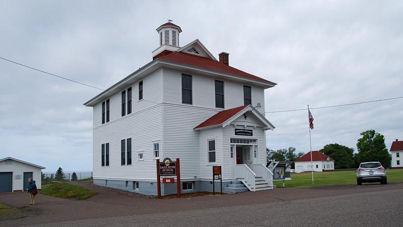 Houghton Township Hall
