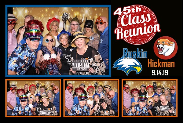 Hickman Ruskin 45th High School Reunion