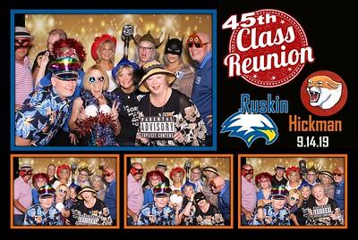 Hickman Ruskin 45th High School Reunion
