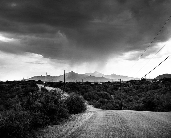 Border Black and White