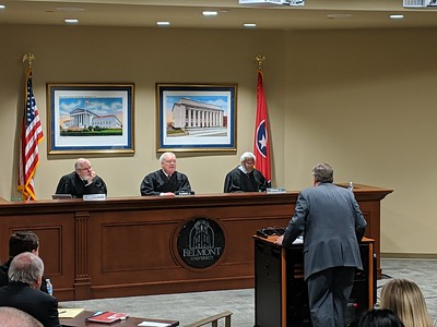 Appellate Court Trial