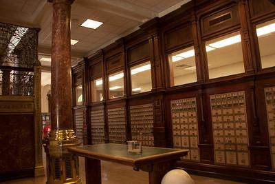 SC, Charleston-US Postal Museum