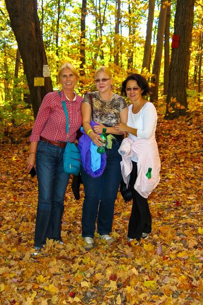 8 miles hiking on Cristina birthday - October 13, 2013