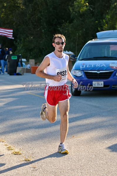 Lewis & Clark Marathon 10/3/10