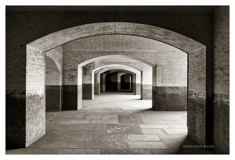 Fort Point Arches B&W.jpg