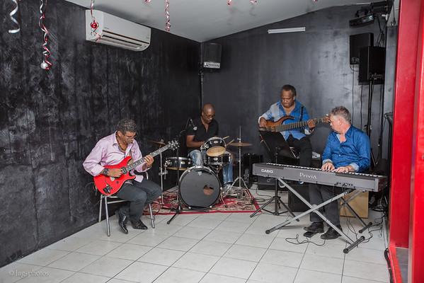 Jam Session à l'Iguana Café