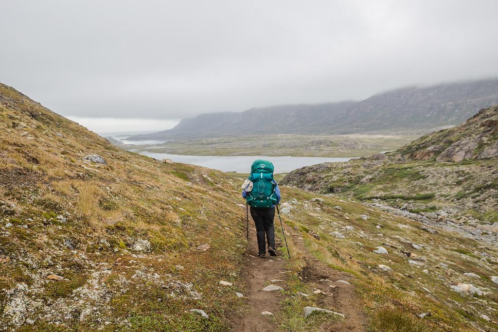 Sisimiut Greenland - Hiking - Lina Stock