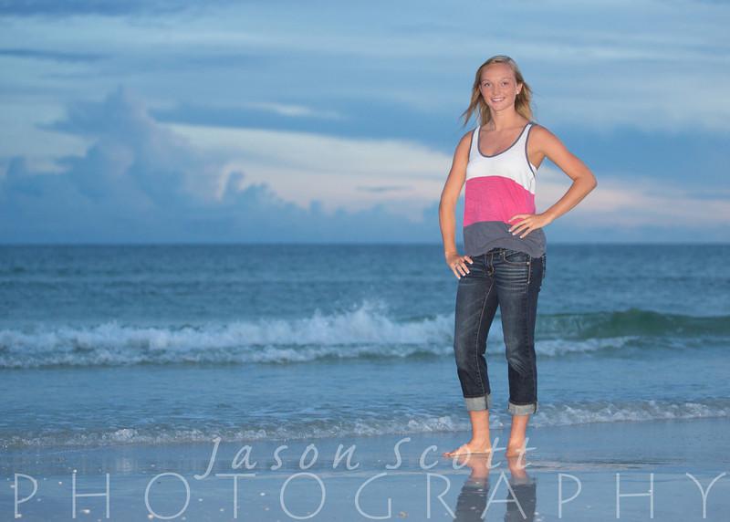 Sarasota and Siesta Key Senior Portraits