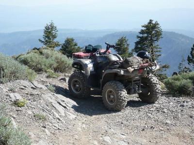 ATV Ride - 3 Lookout Loop