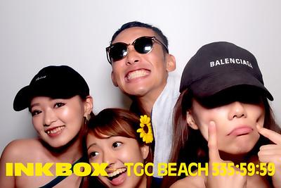 TGC Beach Inkbox