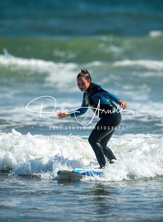 8/17/2020 - Surfing - Gooch's Beach - Kennebunk, Maine