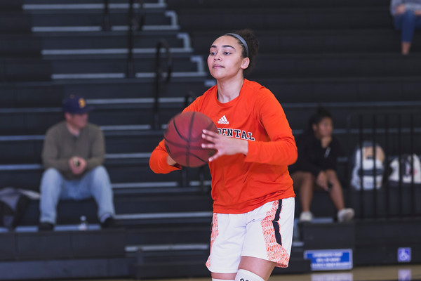 2019-2020 Women's Basketball vs Caltech (01-25-20)