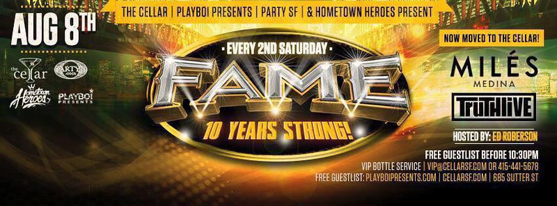"<font size=""1"">2nd Saturday and Fame at Cellar 8.8.15"