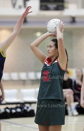 May 12 - Netball Regional Div 1 Final - St Orans v Well East