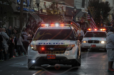 "The ""VOF"" Columbus Day Parade 10/12/14"